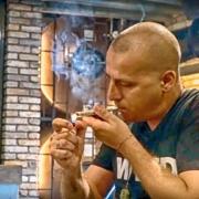 Tony Balboa giving cannabis education at the Smoke Sessions Amsterdam